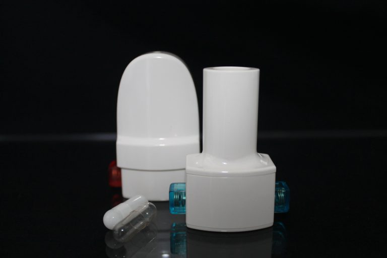 RS01 monodose dry powder inhaler from Plastiape for pulmonary delivery