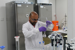 Upperton Pharma Solutions R&D lab